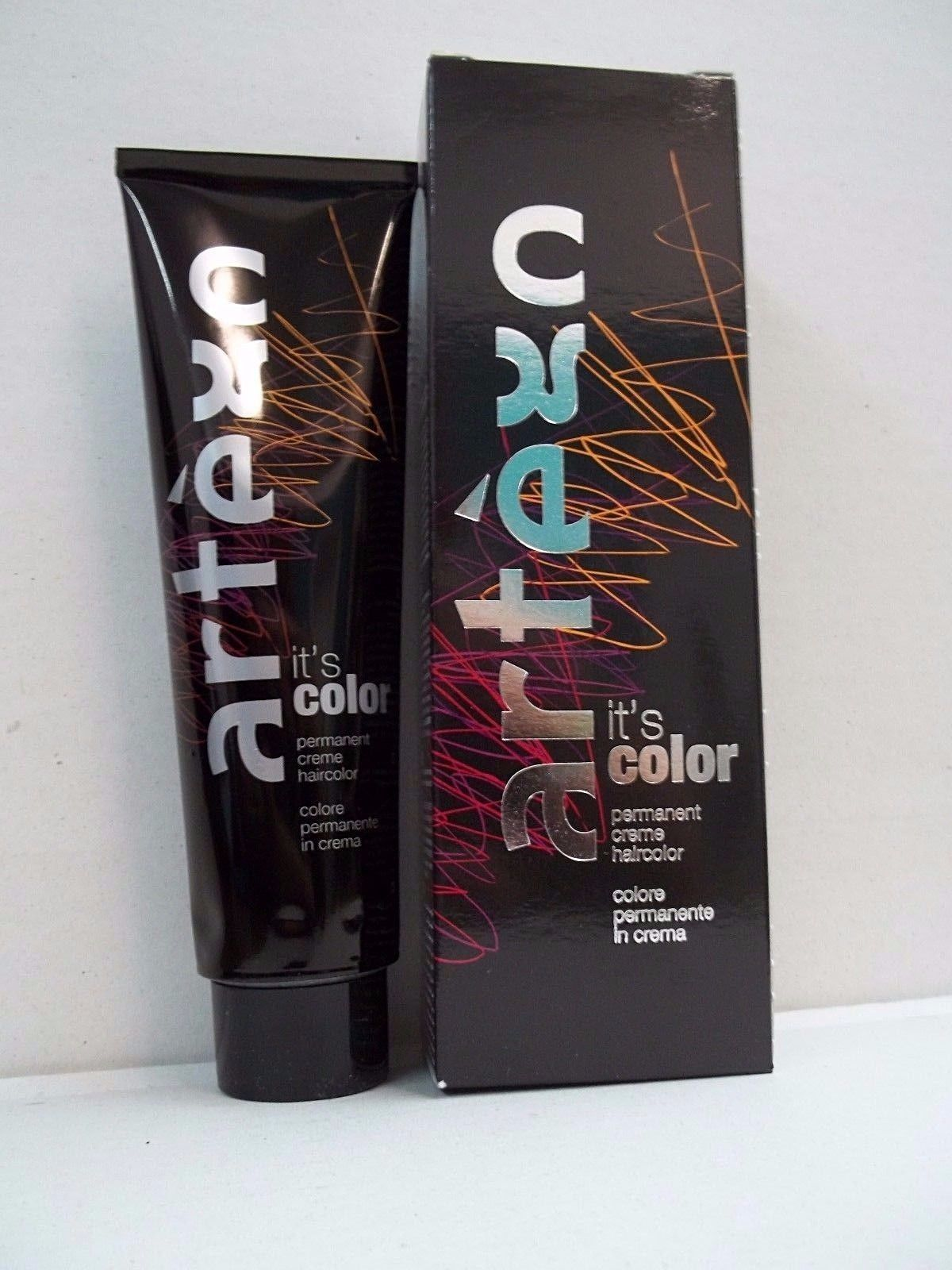 Artego Its Color Permanent Cream Hair Color 51 Fl Oz Tube